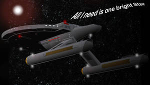 USS T'Pol  All I need by jaguarry3