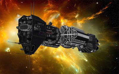 Destroyer by jaguarry3
