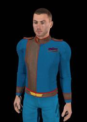 Earth Alliance Uniform WIP by jaguarry3