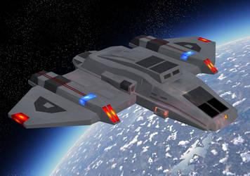 Shuttle test by jaguarry3