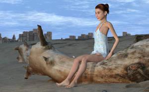 Urshala's beach
