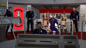 ISS Immortal Bridge Crew