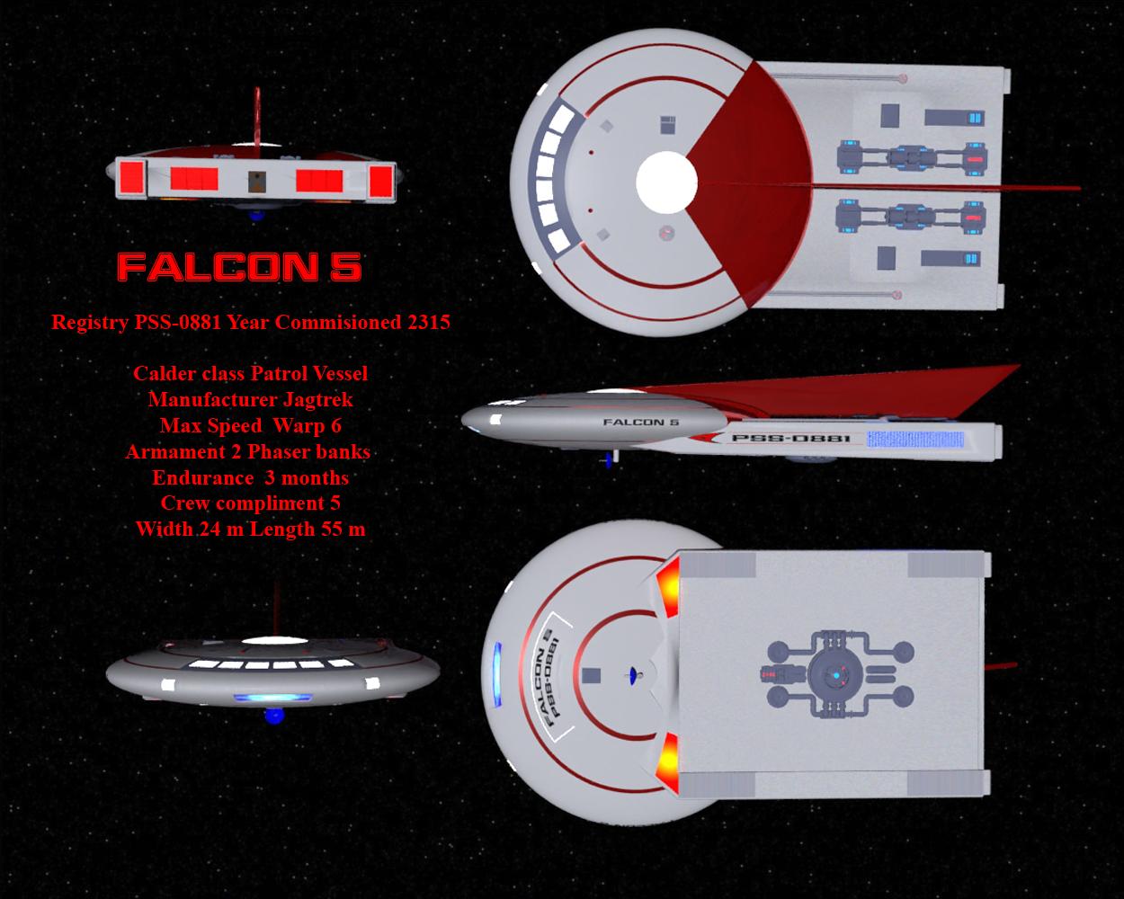 Falcon 5  Ortho