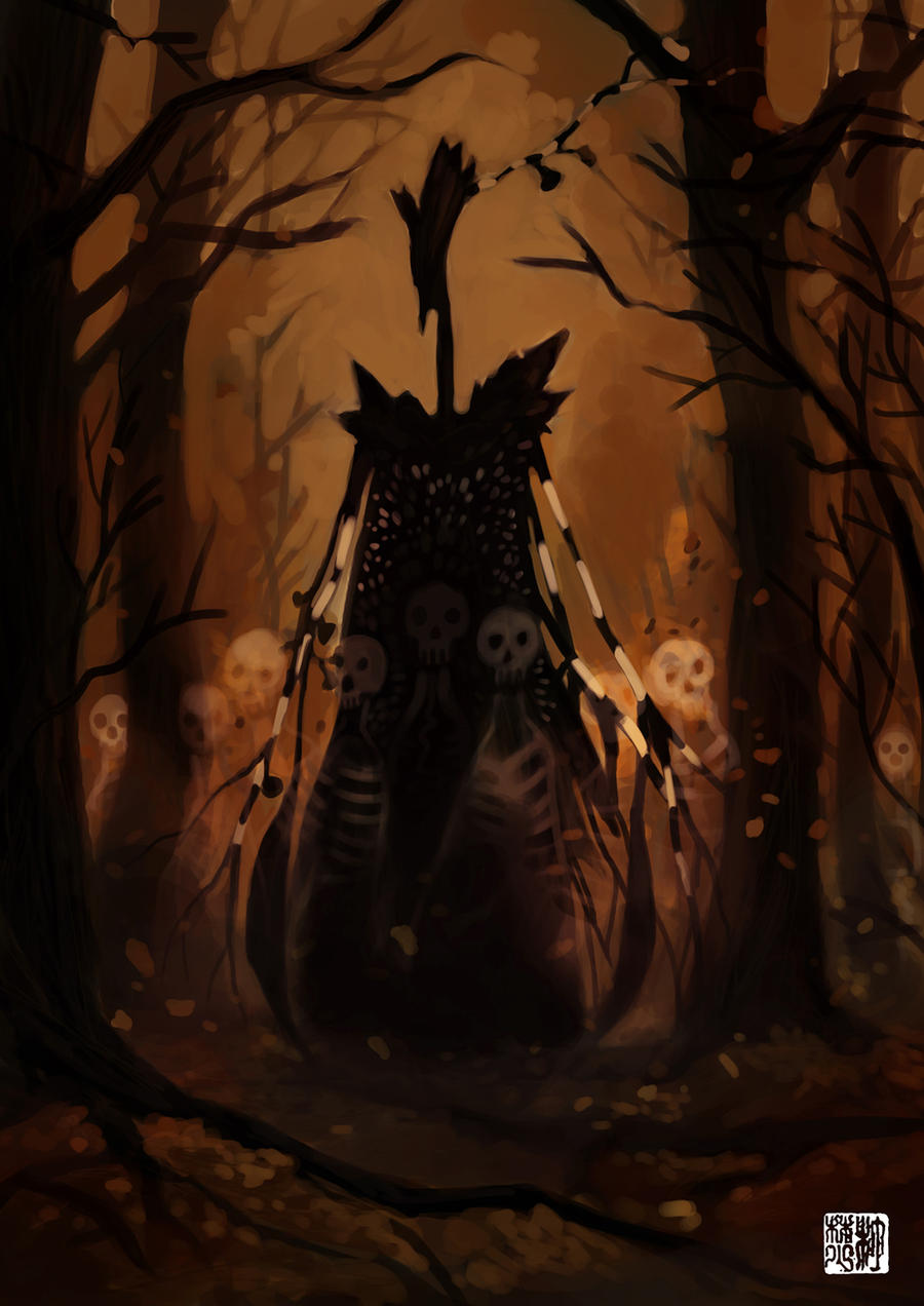 Danse Macabre by tohdaryl on DeviantArt