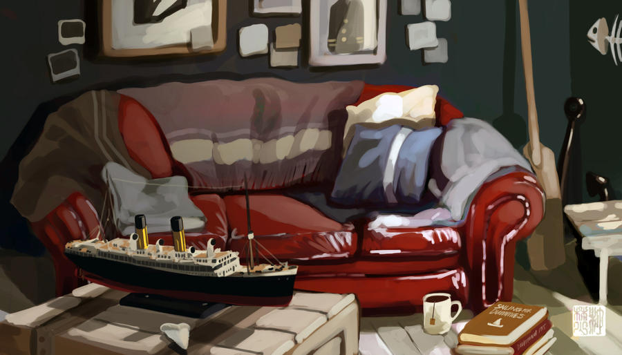 Maritime Comfort by tohdaryl