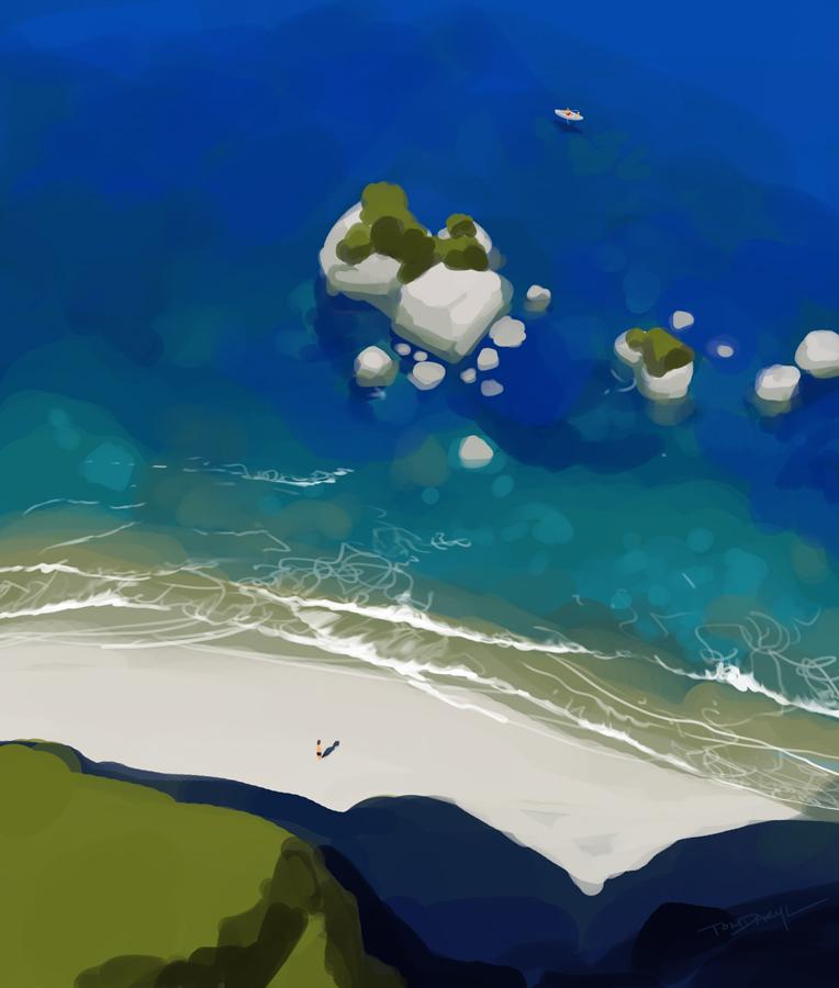 Beachy by tohdaryl