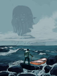 The terror beyond the sea by tohdraws