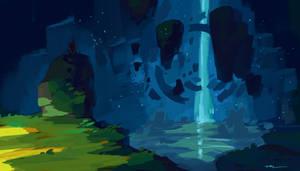 Mystical cavern I