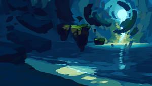 Mystical cavern II