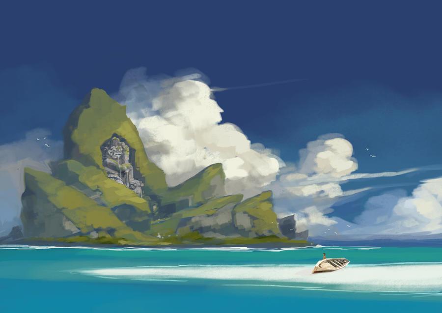Sacred Paradise