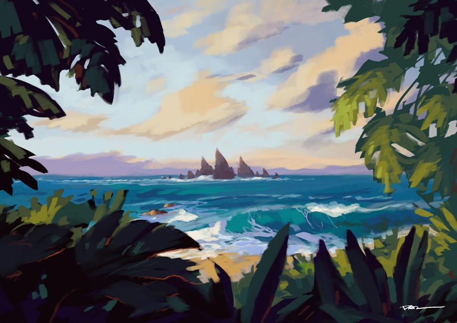 Untamed Paradise