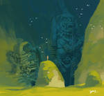 Forgotten Sentinels by tohdraws