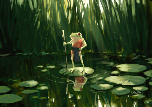 Pond Guardian