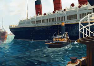 tugboat II