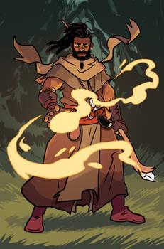 Seamus The Wizard