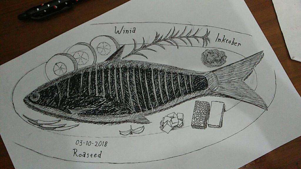 Dish of Fish by AlfaWF