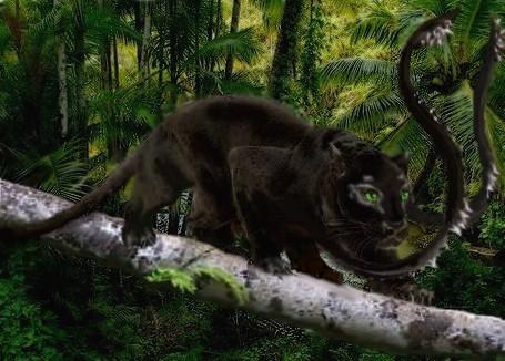 Displacer Beast by BarkingAlien