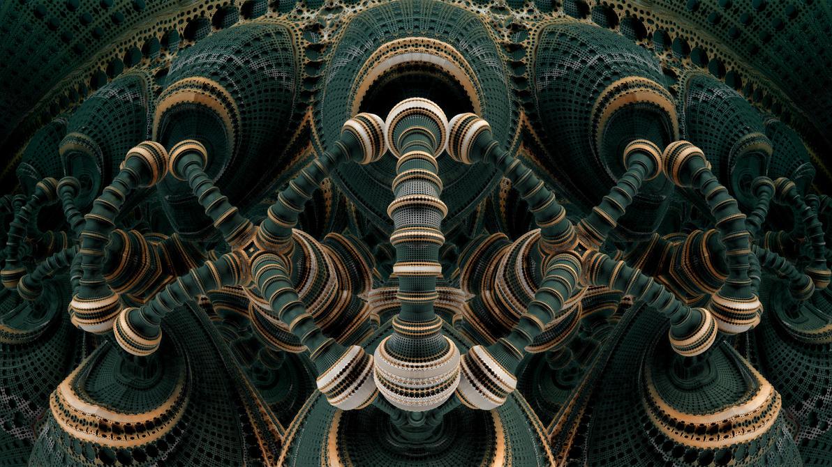 Brainpipes by Baddad