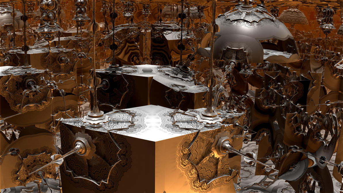 Fractured World by Baddad
