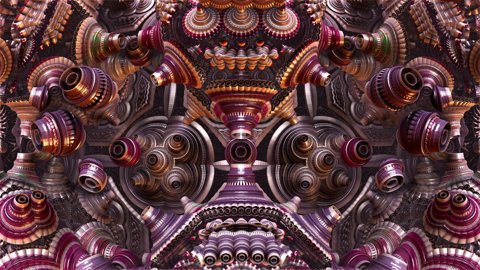 Purple Pypez by Baddad