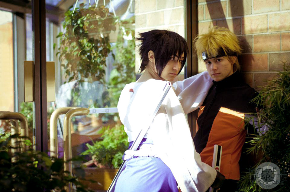 Go away - Naruto x Sasuke by jujub
