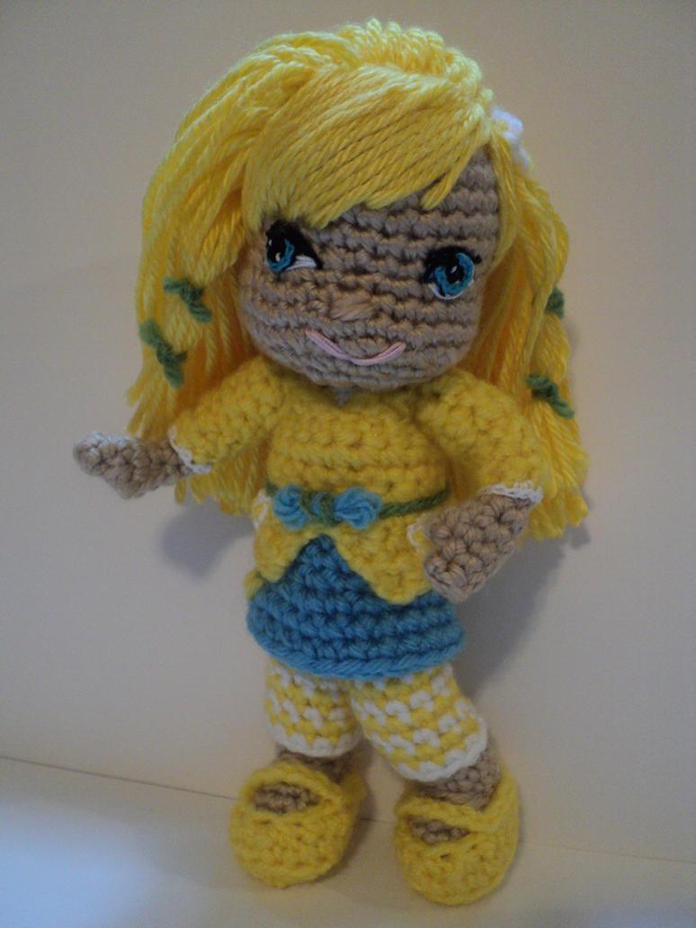 Lemon Meringue by Brookette
