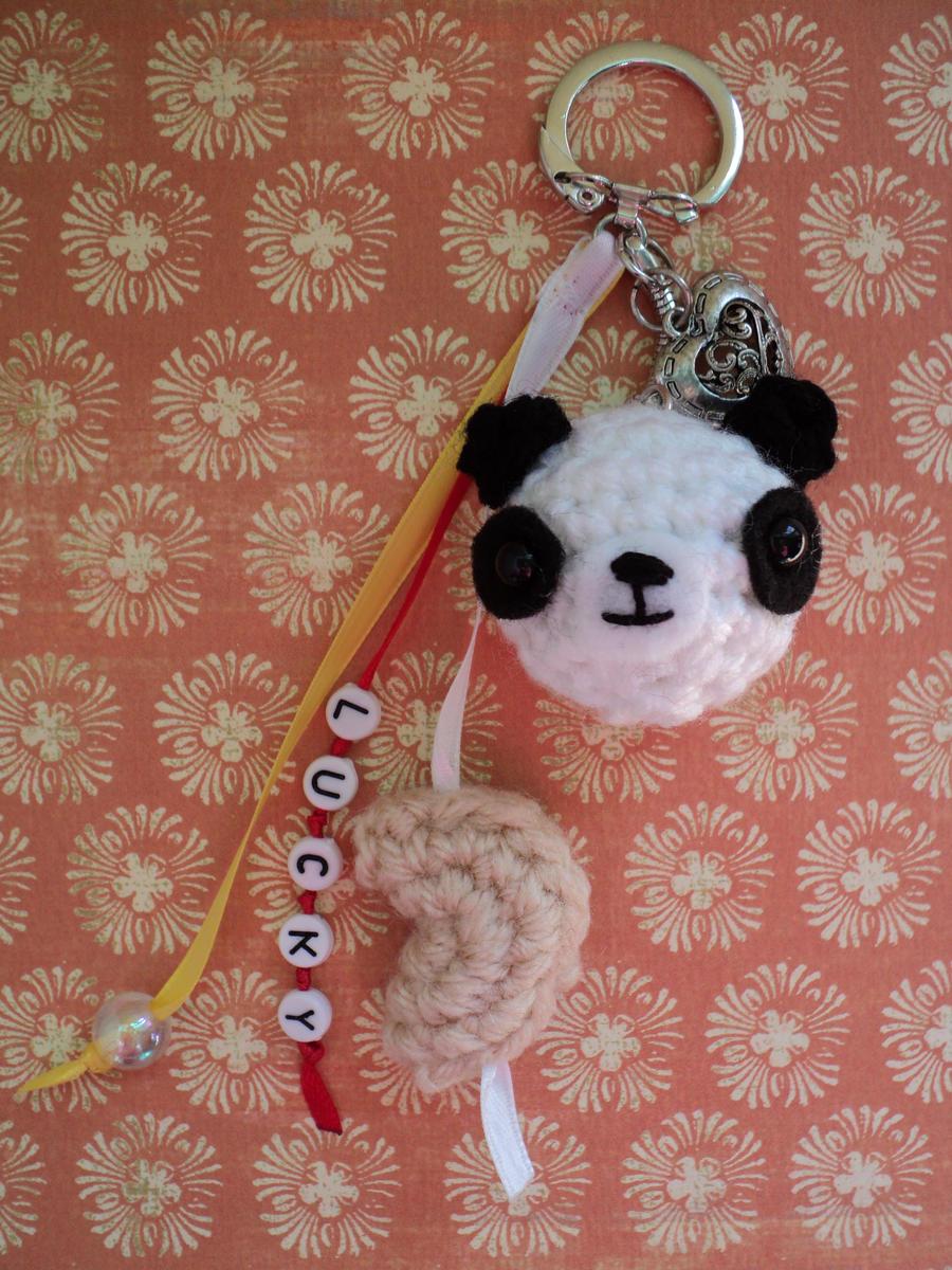 Lucky Panda by Brookette