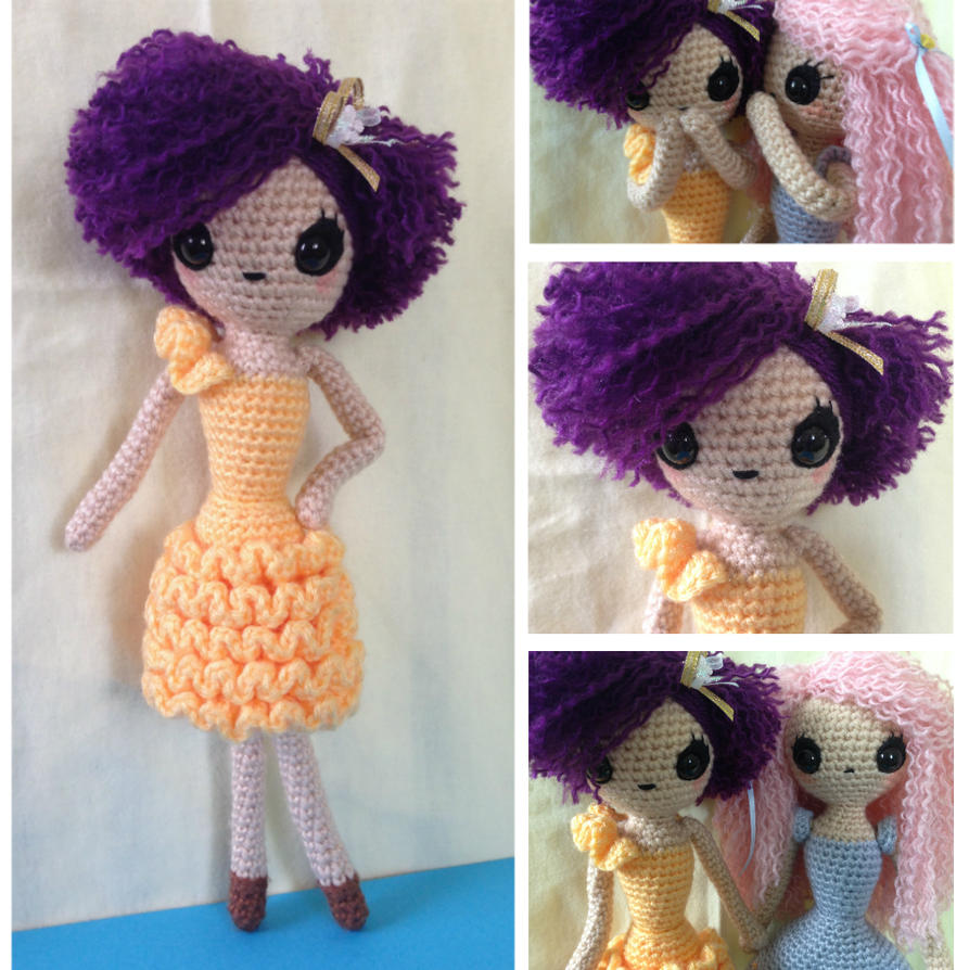 Punky Doll by Brookette