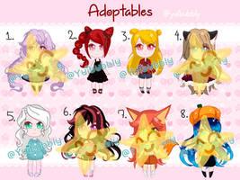 Adoptable by Yui-Chan-uwu