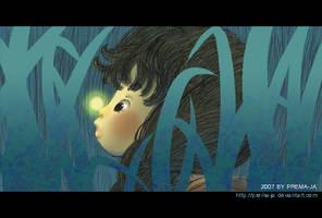 firefly-illustration by prema-ja