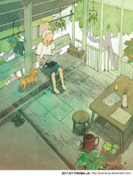 Sweet home by prema-ja