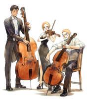 Trio [2] by prema-ja