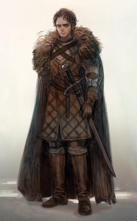 Robb Stark by prema-ja