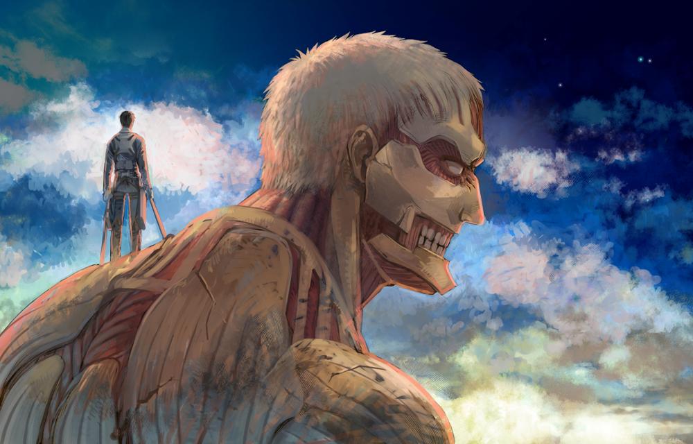Attack on Titan [4] by prema-ja