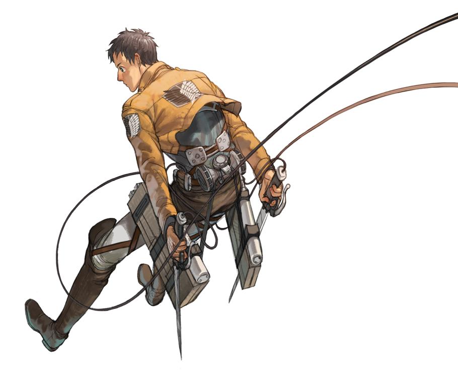 Attack on Titan [7] by prema-ja