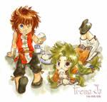 Douko and shion