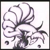 038 - Ninetails by Petah55