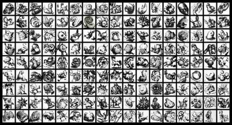 Pokemon 151 Project
