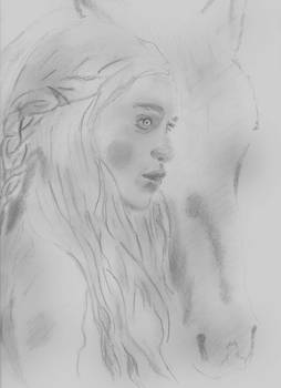 A Game of Thrones: Khaleesi (WIP)
