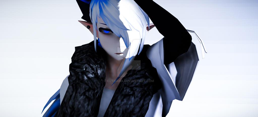 [ELSWORD-MMD] Demonio by EUthana