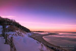 Frozen Serenity by LenseMan