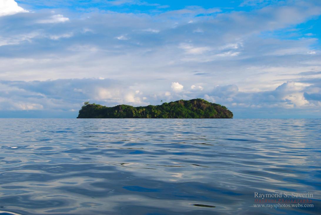 Lonely Island by LenseMan