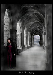 Hall To Infinity by DianaFernandes