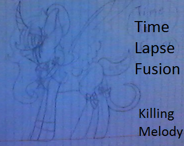 Time lapse Fusion Sketch by TheMysteriousSong