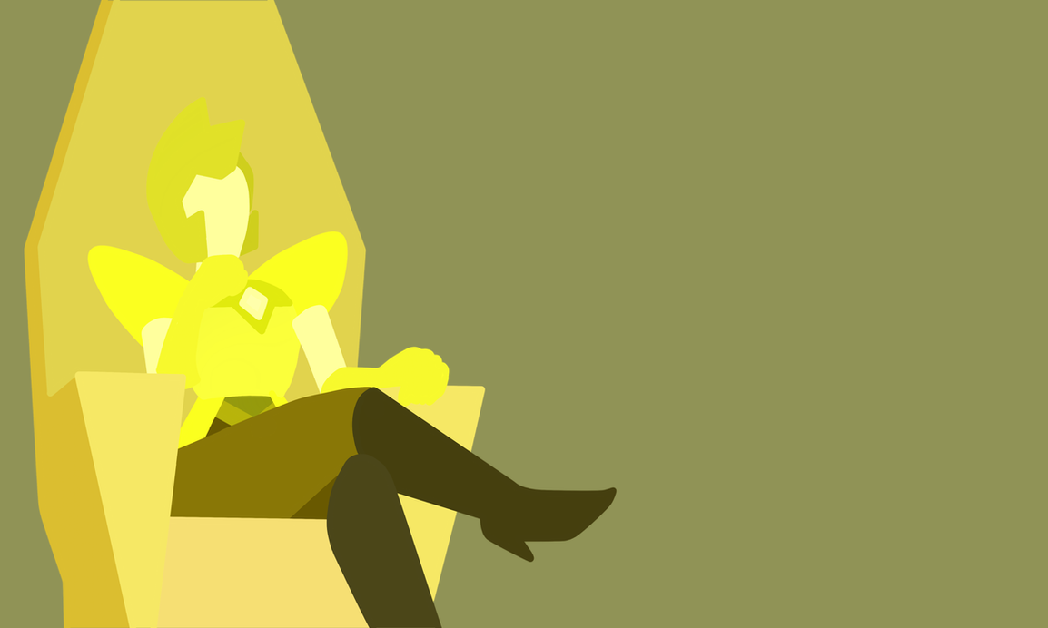 Yellow Diamond Wallpaper by notKiler on DeviantArt