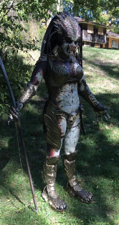 Female Predator Generation 2 by WreavFx