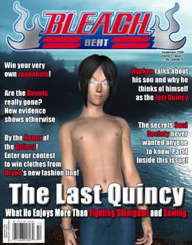 Bleach Beat Magazine 1