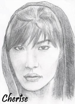 BTS Sketch Jung Hoseok