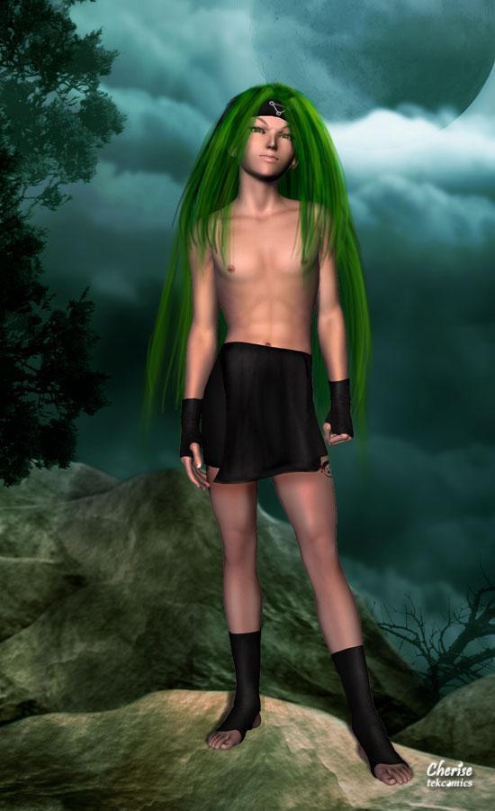 3D Envy by Cherise75