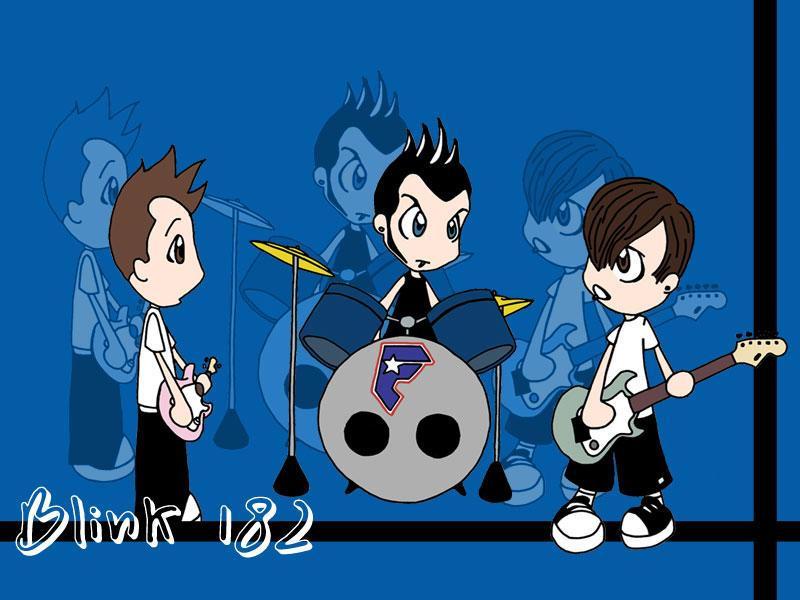 Blink 182 by ziggy-nasio